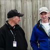 Geoff Roche and John Hayhurst