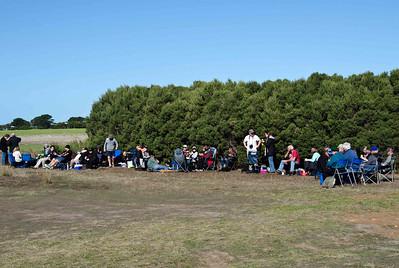 "Phillip Island ""Lest We Forget"" run - 27/4/14"