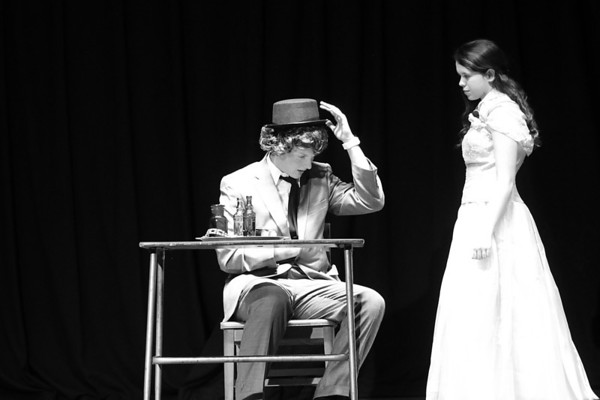 Drama - Strange Case of Dr. Jekyll & Mr. Hyde