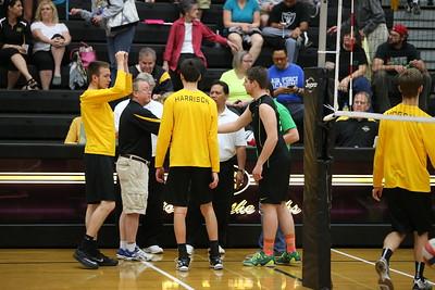 2015-05-05 Varsity vs Northmont