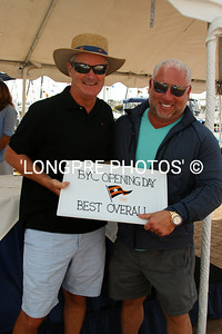 MIKE SHAPIRO 'Best Overall'''BACCO DE PERROS'  best Power Boat