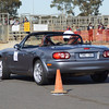 Brian Marks in action at the Motorfest
