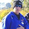 Bob de Bont at the Officer starting point