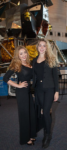 2016 Dean's Reception at the Air and Space Museum