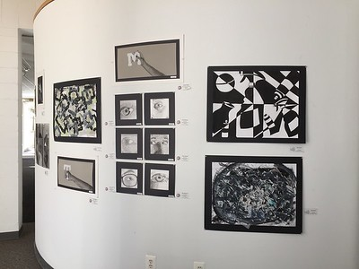 2016 GA/PC Collaborative Art Exhibition