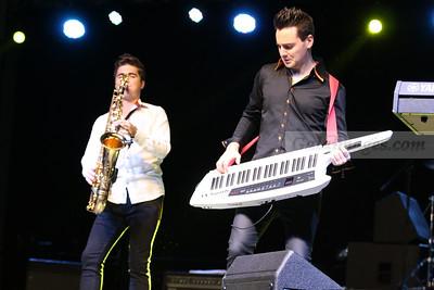 2016 Jazz Legacy Foundation Gala Weekend - Jonathan Fritzen & Vincent Ingala