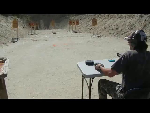 Video Sam Stafford with a Mac 11/9 on Stages 2 & 3