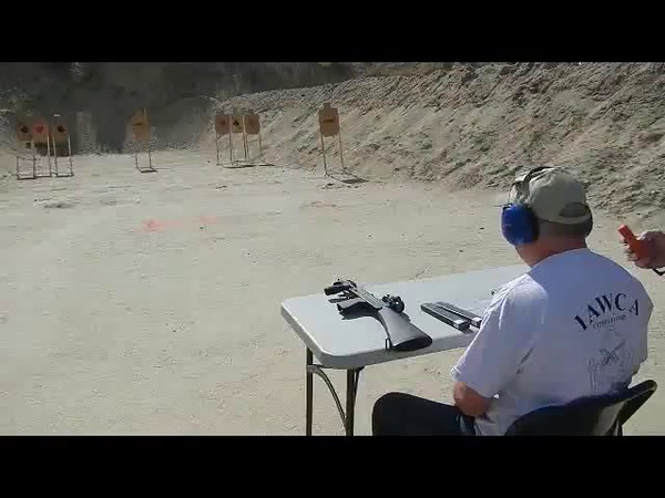 Video Bob D'Anna with a Mac 11/9 on Stages 2 & 3