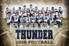 Posters are $25 each when 8 are ordered as a team. Shipping is free on team orders. Less than 8 are $30 plus $6 shipping EMAIL dan@bulldogphoto.com with team number quantity to order and and phone number to call to arrange mailed payment or credit card.