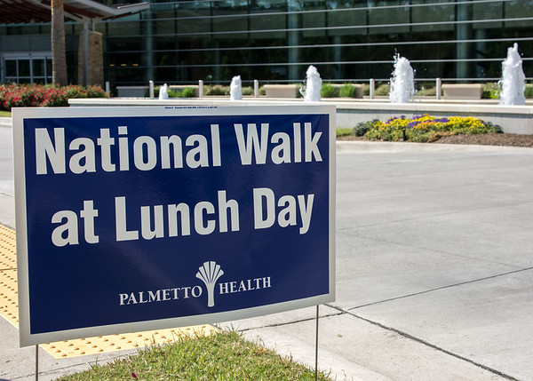 2016 National Walk at Lunch Day