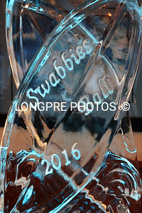 ICE LUGE for the SWABBIE BALL