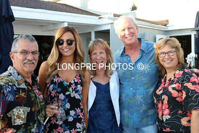 Ed Di Orio, Judi's niece.....Judi Gorski, Glenn Highland and Carolyn Di Orio.