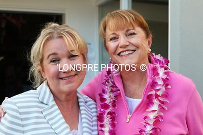Elizabeth Lewis and Irene Zeibarth