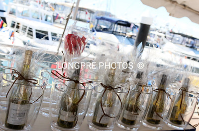 TROPHIES/AWARDS given for Boat Inspections, Food and Beverage competitions.