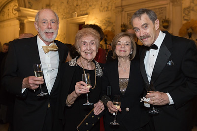 Don Baker, Annaliese Marx, Rose Gombay, Jean Pierre Gombay