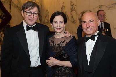 David Krauss, Beth Glynn, Sherwin Goldman