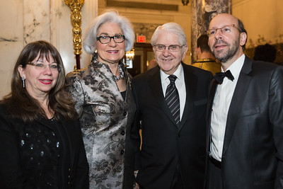 Terry Eder-Kaufman, Nina McLemore, Jerry Chazen, Gene Kaufman