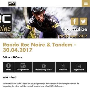 Rando ROC Noire - Houffalize 30-04-2017