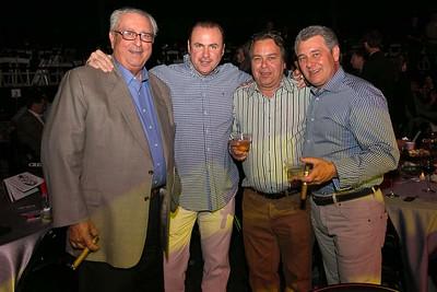 Anthony Palazzolo, Patrick Rugiero, Frank Mucci, Vicenzo Mucci
