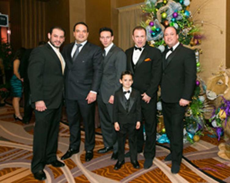 Robert Rugiero, George Spanopoulos, Dominic Siwik, Patrizio Rugiero, Patrick Rugiero, Mark Rugiero JPG (2)
