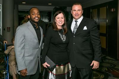 Josh Bryant, Myra Moreland, Patrick Rugiero