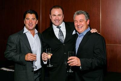 Mike Ferrantino, Patrick Rugiero, Vince Mucci