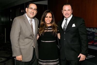 Honorable David and Neran Viviano, Patrick Rugiero