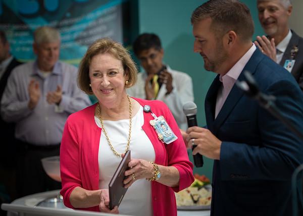 2018 Iris Smith Retirement Celebration 8.2.18