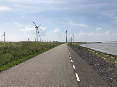 Race toer - Oesterdam 03-06-2018
