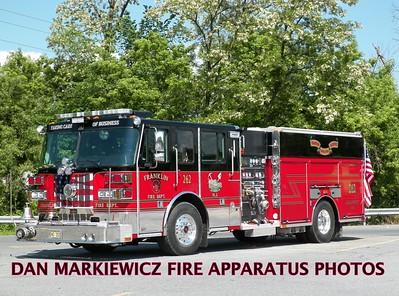FRANKLIN FIRE DEPT., NJ