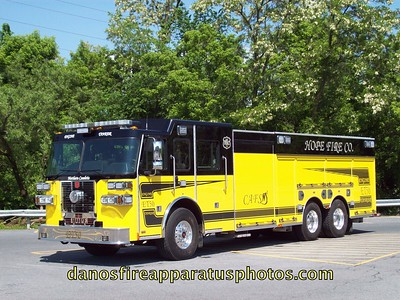 HOPE FIRE CO. NORTHERN CAMBRIA