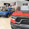 Ed Martin Auto mall is the Best Of Madison County winner for Best New Car Dealer, Used Car Dealer, and Best Sales Staff in this years voting.<br /> The showroom of the Chrysler Dodge Jeep RAM dealership at the Ed Martin Auto mall.