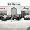 The Chrysler Dodge Jeep RAM dealership at the Ed Martin Auto mall.