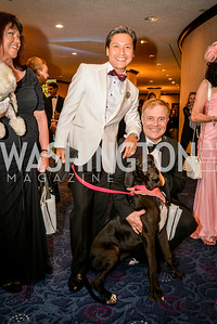 Dedi Liem Gunawan, Wayne Hickory, 27th Annual Bark Ball, hosted by the Washington Humane Society, Washington Hilton, Saturday, June 14, 2014.  Photo by Ben Droz.