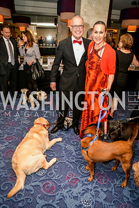 Allan Woods, Marth Lard, 27th Annual Bark Ball, hosted by the Washington Humane Society, Washington Hilton, Saturday, June 14, 2014.  Photo by Ben Droz-2.jpg