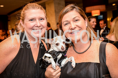 Erin Sullivan, Gretchen Randolph, 27th Annual Bark Ball, hosted by the Washington Humane Society, Washington Hilton, Saturday, June 14, 2014.  Photo by Ben Droz.