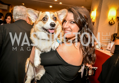 Christin Parras, 27th Annual Bark Ball, hosted by the Washington Humane Society, Washington Hilton, Saturday, June 14, 2014.  Photo by Ben Droz.
