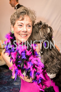 Kathy Daniel, 27th Annual Bark Ball, hosted by the Washington Humane Society, Washington Hilton, Saturday, June 14, 2014.  Photo by Ben Droz.