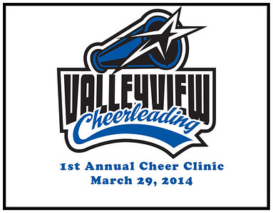 29 March 2014 - Cheer Clinic