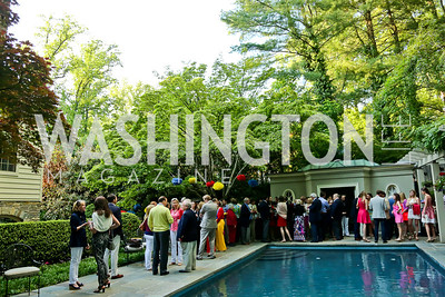 Photo by Tony Powell. 2nd Annual Marina Orth Foundation Benefit. Orth Residence. May 18, 2014