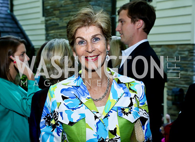 Former Colombian Amb. Carolina Barco. Photo by Tony Powell. 2nd Annual Marina Orth Foundation Benefit. Orth Residence. May 18, 2014