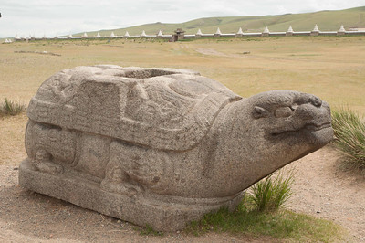 The Stone Turtle