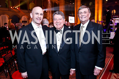Mitchell Schear, Calvin Cafritz, Bob Kogod. Photo by Tony Powell. 30th Annual Helen Hayes Awards. Building Museum. April 21, 2014