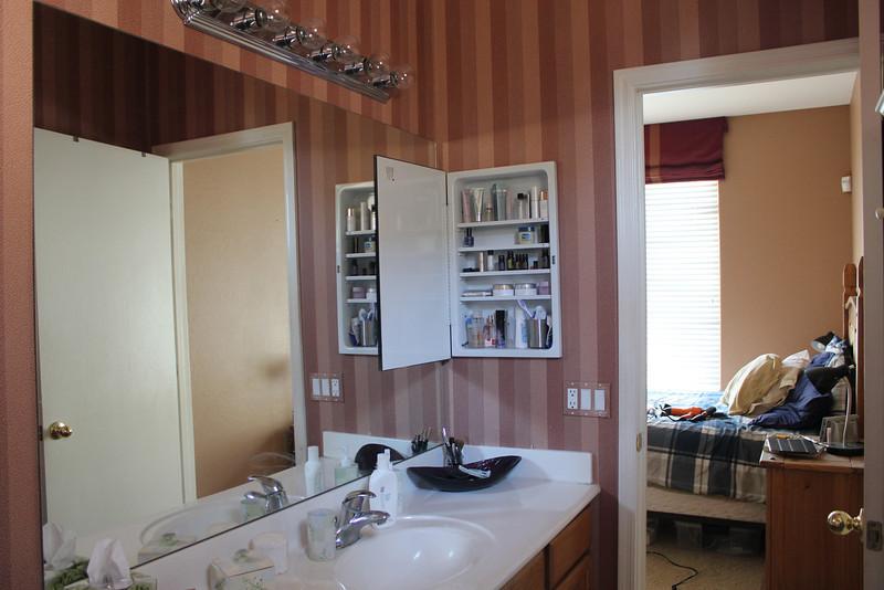 Bathroom view again