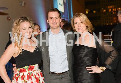Lia Seremetis, Martin Ditto, Amy Wilkinson, 33rd Annual, Washington Project for the Arts, Art Auction, Gala, SELECT, at, Artisphere, Saturday, March 22, 2014,  Photo by Ben Droz.
