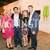 Kimberely Casey, Jon Pearlman, Jill Pearlman, Daryl Judy, 33rd Annual, Washington Project for the Arts, Art Auction, Gala, SELECT, at, Artisphere, Saturday, March 22, 2014,  Photo by Ben Droz.
