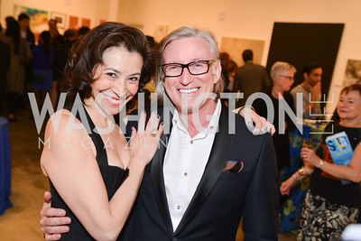 Lisa Gold, Robert Shields,  33rd Annual, Washington Project for the Arts, Art Auction, Gala, SELECT, at, Artisphere, Saturday, March 22, 2014,  Photo by Ben Droz.