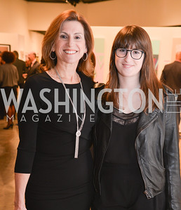 Michelle Williams, Kelly Foster, WPA Gala at Artisphere