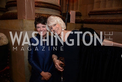 Alice McDermott and Diane Rehm.