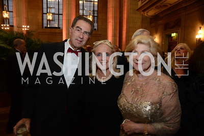 Dr. David Reines, Debbie Dingell and Nina Totenberg.